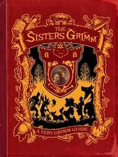 The Sisters Grimm: A Very Grimm Guide by Michael Buckley (2012, Hardcover)