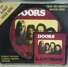 DCC Gold CD - Doors - L A Woman - Mint/Pristine/Flawless - Played only once