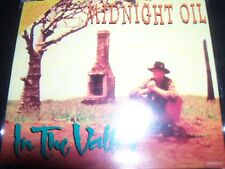 Midnight Oil ‎– In The Valley EU CD Single