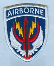 U.S. ARMY SHOULDER PATCH - SOCOM CENTRAL  ... NICE!  HARD TO FIND ...