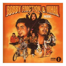 Bobby Friction & Nihal - Present... 2CD NEW