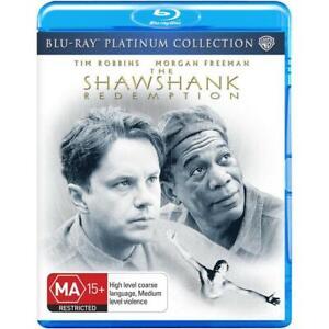 SHAWSHANK REDEMPTION : NEW Blu-Ray