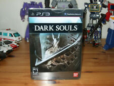 PS3 Dark Souls Prepare to Die Edition US steelbook playstation 3 demon souls