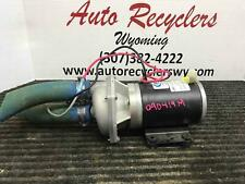 HEATER/DEFROSTER AUXILLARY PUMP MP Pump For Bluebird BLUE BIRD (SCHOOL BUS) 06