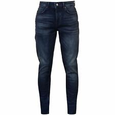 Lee Cooper Mens Harry Jeans, Mid Wash, New Tags Size 36 L30 £24.99