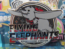 2016 Disney Mascots Storybook Circus Flying Elephants Dumbo Mystery Trading Pin