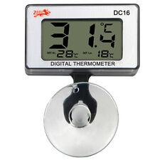 Water Temperatures Lcd Digital Thermometer Gauge Meter For Fish Tank Aquarium