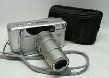 Konica Minolta Zoom 150c 35mm Film Camera 38-150mm Zoom Lens + Case