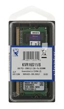 Kingston 8GB DDR3 1600MHz PC3-12800 RAM SO-DIMM Memory 204 pin Laptop Notebook