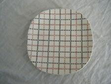 C4 Pottery Meakin Fairway Plate Medium 23.5cm (some crazing) 4C1B