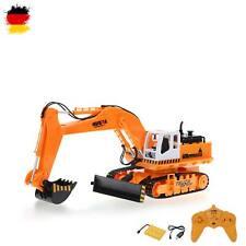 RC ferngesteuerter Raupenbagger, Bagger, Baustellenfahrzeug, Baustelle, Neu OVP