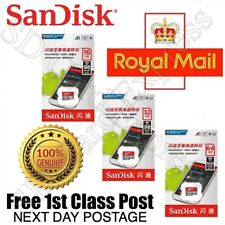 SanDisk 16GB 32GB 64GB 128GB Micro SD TF Memory Card for Phone Tablets Dashcam