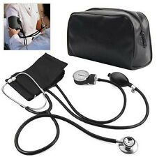 Convenience Homeues Stethoscope Sphygmomanometer and Manual Blood Pressure Meter