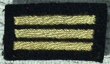 More details for oswald mosley fascist blackshirt genuine cloth rank insignia.