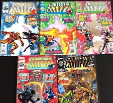 CONTEST OF CHAMPIONS II#1-5 VF/NM 1999 FULL RUN MARVEL COMICS