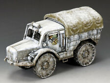 BBG111 SKODA Radschlepper Ost by King and Country