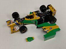 1/18 Minichamps Benetton Ford  B192 Camel Engine detail Schumacher first win