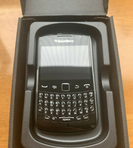 100% New Original Unlocked BlackBerry Curve 9360 GSM 3G Qwerty Black Smartphone