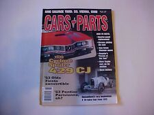 CARS & PARTS August 2003-69 Chevelle,61-62 Mercury,63 Pontiac,70 Cyclone,53 Olds