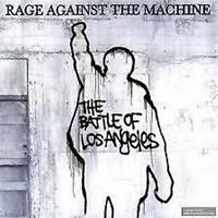 RAGE AGAINST THE MACHINE Battle Of Los Angeles CD NEW