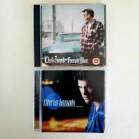 Chris Isaak - Lot of 2 CDs - Forever Blue - Always Got Tonight