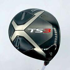 Titleist TS3 Driver 9.5 RH Project X Even Flow 65 6.0 Stiff Flex +HC