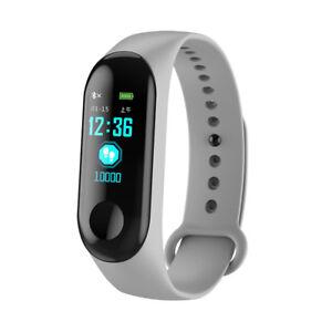 Sport Smart Watch Bluetooth Clock Heart Rate Blood Pressure Fitness Tracker