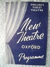1964 Theatre Programme- THE MAID OF THE MOUNTAINS-L Kennington,J Hanson,D Byng