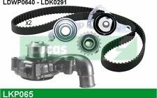 LUCAS Zahnriemensatz mit Wasserpumpe LKP065 - Mister Auto Autoteile