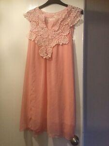 Ladies Summer /beach Dress Size 18 Used