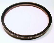 Hoya Skylight 1B 67mm Filter made in japan