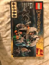 Lego 9472 Attack on Weathertop. Lego Lord Of The Rings