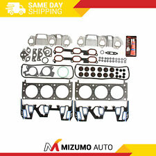 Head Gasket Set Fit 99-03 Pontiac Buick Chevrolet Lumina Oldsmobile V6 3.4L OHV