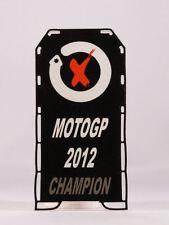 MINICHAMPS JORGE LORENZO PITBOARDS YAMAHA MOTOGP 2012 W.CHAMPION SCALA 1/12 NEW
