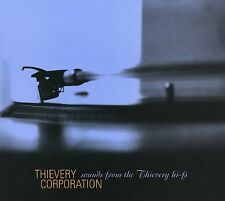 Sounds from the Thievery Hi-Fi [Bonus Tracks] by Thievery Corporation (CD,...