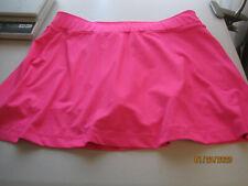 Prince Tennis Skirt Skort Size M Medium Pink Great Condition!