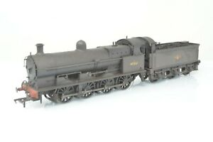 Bachmann OO Gauge - 31-477 Class G2A Super D BR Black Weathered 49361 - Boxed