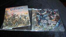 Iced Earth – The Glorious Burden 2004 STEAMHAMMER CD