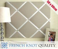 Ribbon notice board, Pin Board, French memo board, photo board SS