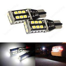 2x 955 921 15 SMD Canbus LED Glühlampe Rückfahrlicht Rücklicht Fehlerfrei Weiß