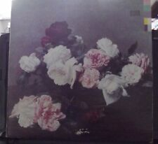 New Order Power Corruption and Lies LP Italian pressing on Base Records.