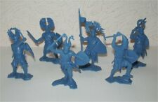 Publius. Medieval Knights of XIII Century. Set #3 . 1/32 plastic toy soldiers