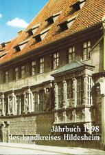 Jahrbuch des Landkreises Hildesheim 1998 Wissenswertes 281 Seiten Sehr gut!