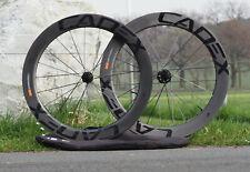 Cadex 65 Tubeless Disc 2020 Carbon Rennrad Laufradsatz, Neu !