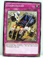 Yu-Gi-Oh - 2x Geargiagear - SDGR - Geargia Rampage
