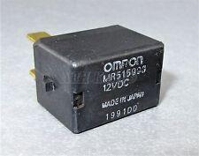 741-Mitsubishi (00-13) 4-Pin Mirco Black Relay MR515993 Omron 12VDC 1991D0 Japan