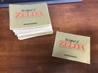 Legend of Zelda NES Nintendo Instruction Manual Only
