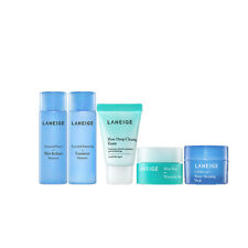 LANEIGE Anti-Pollution Skin Care Trial Kit 5 items