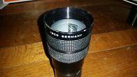 ISCO 110-200mm Lens for Slide Projector