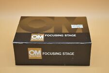 OLYMPUS OM-SYSTEM FOCUSING STAGE - BRAND NEW IN BOX NEVER USED